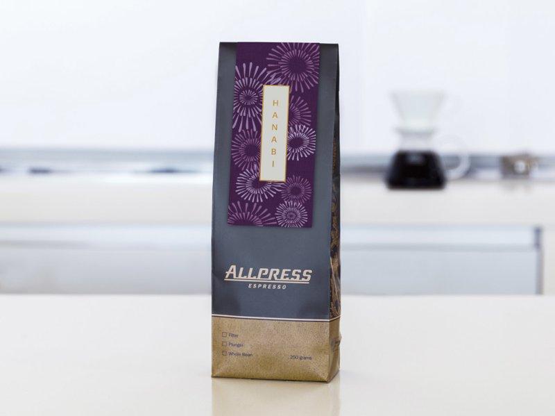 HANABIコーヒー豆
