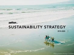 Sustainability Starategy 2019-2020