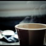 眠気覚ましのコーヒー