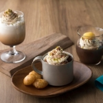 Cafe&BakeryGGCo.WAGURI Latte(和栗ラテ) & Coffee Jelly(コーヒーゼリー)